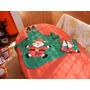 Delantal De Cuepo Entero Santa Claus - Navidad
