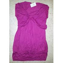 Vestido Blusa Bluson De Dama Tela Viscosa Cyzone
