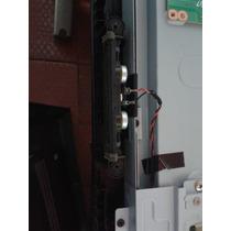 Cornetas Speakers (usadas) Para Tv Toshiba 40 Mod: 40e210u