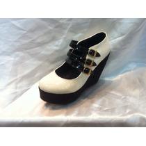 Zapato Con Plataforma. Muy Cómodos Y Elegantes!