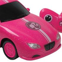 Carrinho De Controle Remoto Barbie Candide Com Celo Imetro.