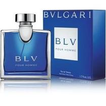 Bvlgari Blv Hombre By Bvlgari 100ml 3.4 Oz Edt -original