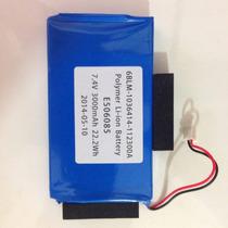 Bateria Original Localizador De Satelite Satlink 6906 E 6908