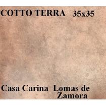 Ceramica Cotto 1ra Cal Lourdes 35x35 Lomas De Zamora