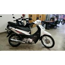 Jm-motors Honda Biz 125 Linea Vieja Liquido Ultima Blanca