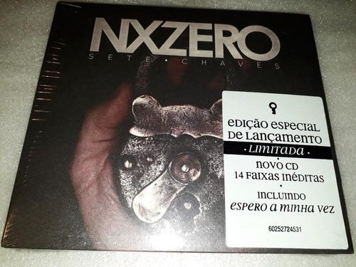 musicas novo cd nx zero sete chaves