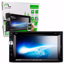 Som Automotivo6.2 Pol. Lcd Touch / Gps Dvd/cd Player
