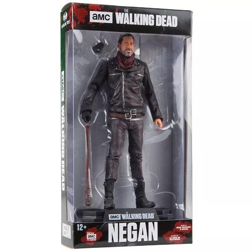 712dcb9b0d Action Figure The Walking Dead Negan 18 Cm Boneco - R$ 128,89 | KEIOU