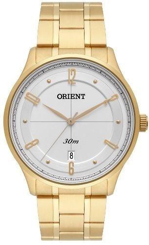 Relógio Orient Mgss1126 C2kx Original Dourado Luxo Masculino - R  311,20 em  Mercado Livre c98148c1b9