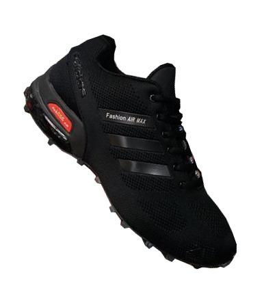 268332d871183 Tenis zapatillas adidas fashion air max negro hombre en mercado libre jpg  402x437 Tenis zapatillas fashion