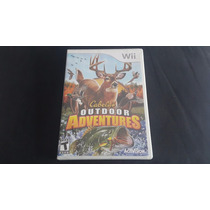 Cabelas Outdoor Adventures Wii Usado . Cambios Gamer..