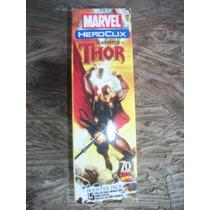 Tm.heroclix Lote De Fig.mixtas Hammer Thor