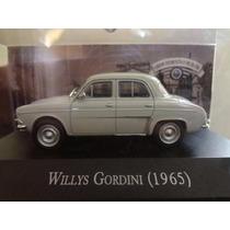 Coleção Carros Inesquecíveis Do Brasil - Gordini