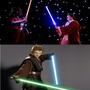 Espada Sable Star Wars Con Luzy Sonido Envio Gratis