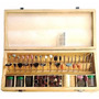 Kit Acessórios Para Micro Miniretífica 241 Pç Com Estojo