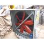 Ventilador Axial Industrial De 4hp Portatil