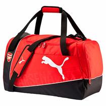 Mochila Bolsa Deportiva Arsenal 01 Puma 073905