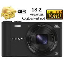 Camara Sony Dsc-wx300 18.2 Mp 20x Optical