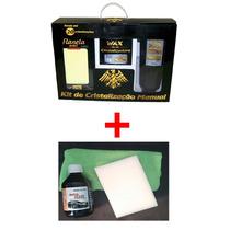 Kit Vitrificação Automotiva + Kit Cristalização Manual