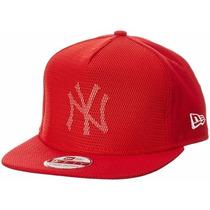Gorra New Era Hombres New York Yankees Rojo