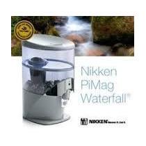 Waterfall Purificador Agua Nikken Ioniza Regula Ph Ioniza+02
