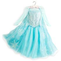 Vestido Elsa Frozen Original