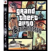 Grand Theft Auto Sanandreas , Gta , Ps3 , Código Psn