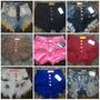 Kit 2 Shorts Jeans Feminino Cintura Alta Hot Pants Modelos