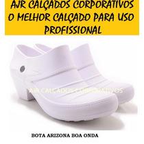 Bota Arizona Crock Works Profissional [ Enfermagem | Saúde ]