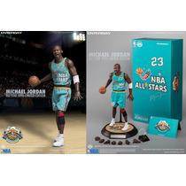 Hot Enterbay Michael Jordan Nba All Stars 1/6 Nuevo Toys
