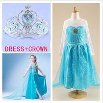 Vestidos De La Princesa Frozen