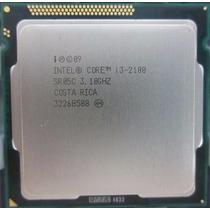 Processador Intel Core I3-2100 3.10ghz 3mb Lga 1155