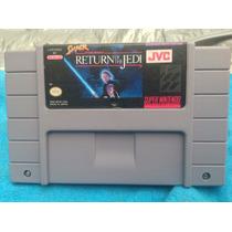 Super Star Wars Return Of The Jedi Súper Nintendo Snes