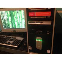 Cpu Computadora Pentium D Dual Core 3gb De Ram 250gb Disco