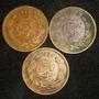 5 Centavos 1933 1934 1935 Monograma Alta Condicion $40 C/u