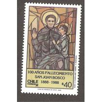 Chile 1988 Centenario San Juan Bosco