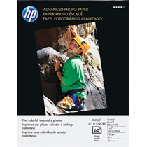 Papel Fotografico Hp Brillante 5 X 7