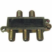 Divisor De Antena De Baixa Frequência, 1 Entrada E 4 Saídas