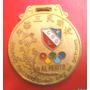 Medalla Del Colegio Peruano Chino Diez De Octubre