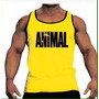 Musculosa Animal Pak Universal Nutrition, Ideal Gym Crossfit