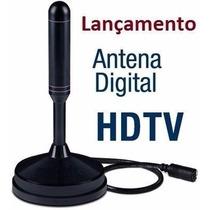 Antena Interna Tv Digital Hdtv Dtv 100 360º