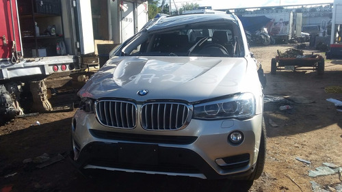 Desarmo Bmw X3 Twin Turbo Modelo 2015 Solo P...