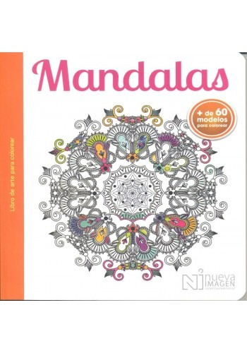 Mandalas Libro De Arte Para Colorear; Larousse Editorial - $ 455.00 ...