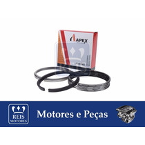 Jogo De Anéis Fiat Marea 2.0 20v 5 Cilindros