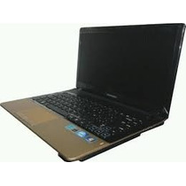 Laptop Samsung 14 Notebook Série 3 Np300e4c-champagne Gold