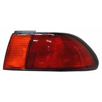 Calavera Nissan Sentra 1996-1997-1998-1999 Rojo/ambar.
