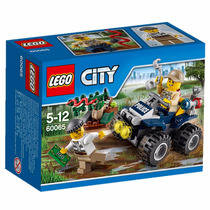Lego City - Patrulha Off-road - 60065 - 59pçs Pronta Entrega