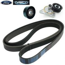 Kit Correia Alternador Acess. Ford Focus 1.8/2.0 16v Zetec