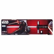 Star Wars Ultimate Fx Lightsaber Sable Luz Kylo Ren 2015
