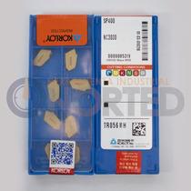 (caja Con 10) Insertos De Tronzado Sp400 Nc3030 Marca Korloy
